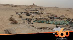 Cover_Vidéo: El Guerguarate: ce qui reste du campement du Polisario