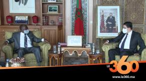 Cover Vidéo - Sahara marocain: le Libéria réitère son soutien au Maroc en saluant le leadership du roi