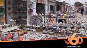 Cover_Vidéo: صناعة الخزف بآسفي تراث ثقافي يعاني بسبب أزمة كورونا