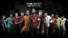 Les 11 nommés pour le trophée FIFA The Best 2020