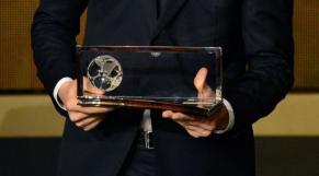Le Prix Puskás, remis chaque année à l'auteur du plus beau but de la saison