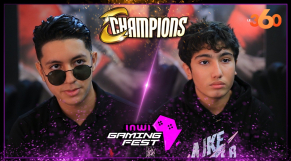 Cover. vidéo Inwi gaming fest