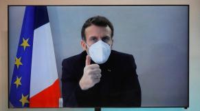 Emmanuel Macron - Covid-19