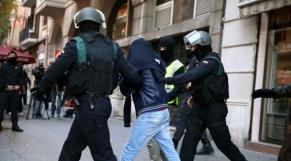 Arrestation d'un Marocain en Espagne