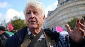 Stanley Johnson, père de Boris Johnson