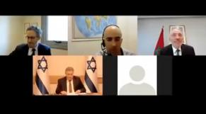 Cover: Né à Bejaâd, Amir Peretz s'adresse à MHE en darija