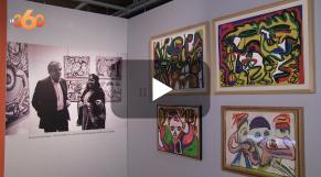 """Cover: Une exposition en hommage à Chaïbia """"la magicienne des arts"""""""