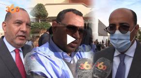 Cover Vidéo -  الشيوخ الصحراويين قلقون على الوضعية بمخيمات تندوف