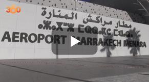 Cover_Vidéo: Le point sur la baisse de trafic aérien à l'aéroport de Marrakech-Menara