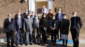 Délégation parlementaire à Laâyoune