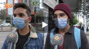 Cover Vidéo - هذا رأي مغاربة في قرار حظر التجوال ليلة رأس سنة 2021