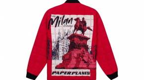 blouson AC Milan X Paper Planes