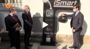 cover La 1ère borne de recharge intelligente 100% marocaine pour voitures électriques voit le jour