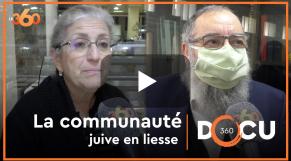 Cover Vidéo - Docu360. La communauté juive de Casablanca en liesse suite à la restauration des relations Maroc/Israël