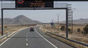 Route - Maroc