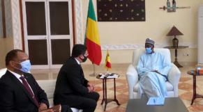 Nasser Bourita au Mali