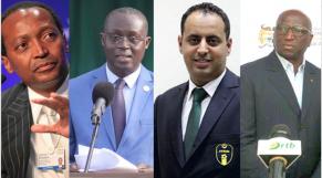 CAF: voici les 4 candidatures validées par la FIFA