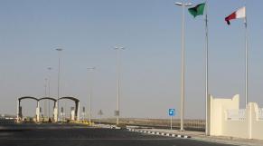 point de passage d'Abou Samrah