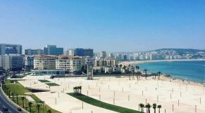 Corniche de Tanger - Météo