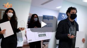 Design d'ombrières solaires: l'AMEE et l'IRESEN remettent les prix aux gagnants du concours