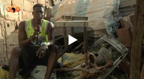 Vidéo. Sénégal: le circuit informel à l'agonie à cause de la seconde vague du Covid-19