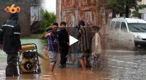 Cover_Vidéo: الامطار تعري ضعف البنيات التحتية بسلا و سيدي الطيبي