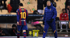 Messi expulsé contre Bilbao