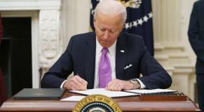 Joe Biden - Etats-Unis - Coronavirus