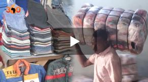 Vidéo. Les Maliens se détournent de la friperie à cause du Covid-19