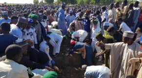 massacre au niger