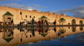 Meknès - Météo