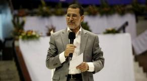 Saâd-Eddine El Othmani, secrétaire général du PJD