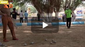 Vidéo. Mauritanie: pétanque, un sport vivant malgré une faible médiatisation