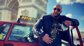 Le rappeur Rabii Loukara
