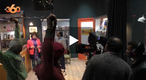 Cover_Vidéo: Kissaria, 1er sitcom réalisé par Rachid El Ouali