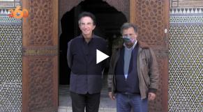 """Cover_Vidéo: Jack Lang: """"Le judaïsme marocain est original"""""""