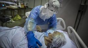 Covid-19 - Coronavirus - Portugal - Patient- Hôpital