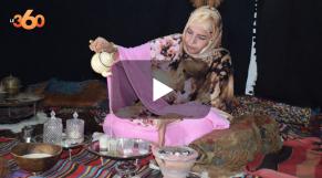 Cover Vidéo -  الكندرة أو الشاي بالحليب: وسيلة سكان الصحراء لمقاومة البرد القارس