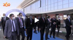 Cover Vidéo - Inauguration du «Data Center» et du «African SuperComputing Center» de l'UM6P