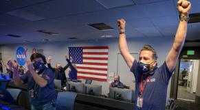 Nasa - Rover Perseverance - Mars - Vie sur Mars
