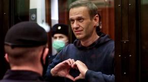 Alexeï Navalny - Russie - Tribunal - Moscou