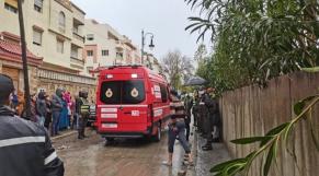 Tanger - Atelier de confection - Accident - 28 morts
