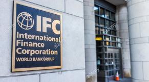 Siège de la Société financière internationale à Washington