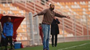 Tarik Sektioui, ancien coach de la RSB.