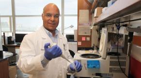 Le docteur Ahmed Chadli