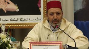 Mohamed Larbi Belcaid  maire de Marrakech
