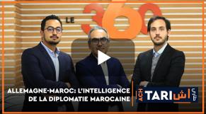 Cover : Ach Tari. Allemagne-Maroc: l'intelligence de la diplomatie marocaine