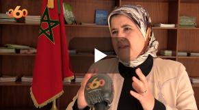 cover: جميلة مصلي تكشف عن ظاهرتي تسول الأطفال والعنف ضد النساء