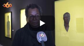Cover_Vidéo: Mbarek Bouchichi expose à l'Atelier 21