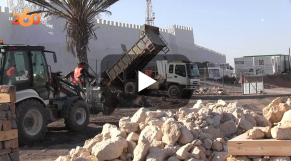"Cover_Vidéo: أشغال تأهيل قصبة ""أكادير أوفلا"" تصل مراحل متقدمة"